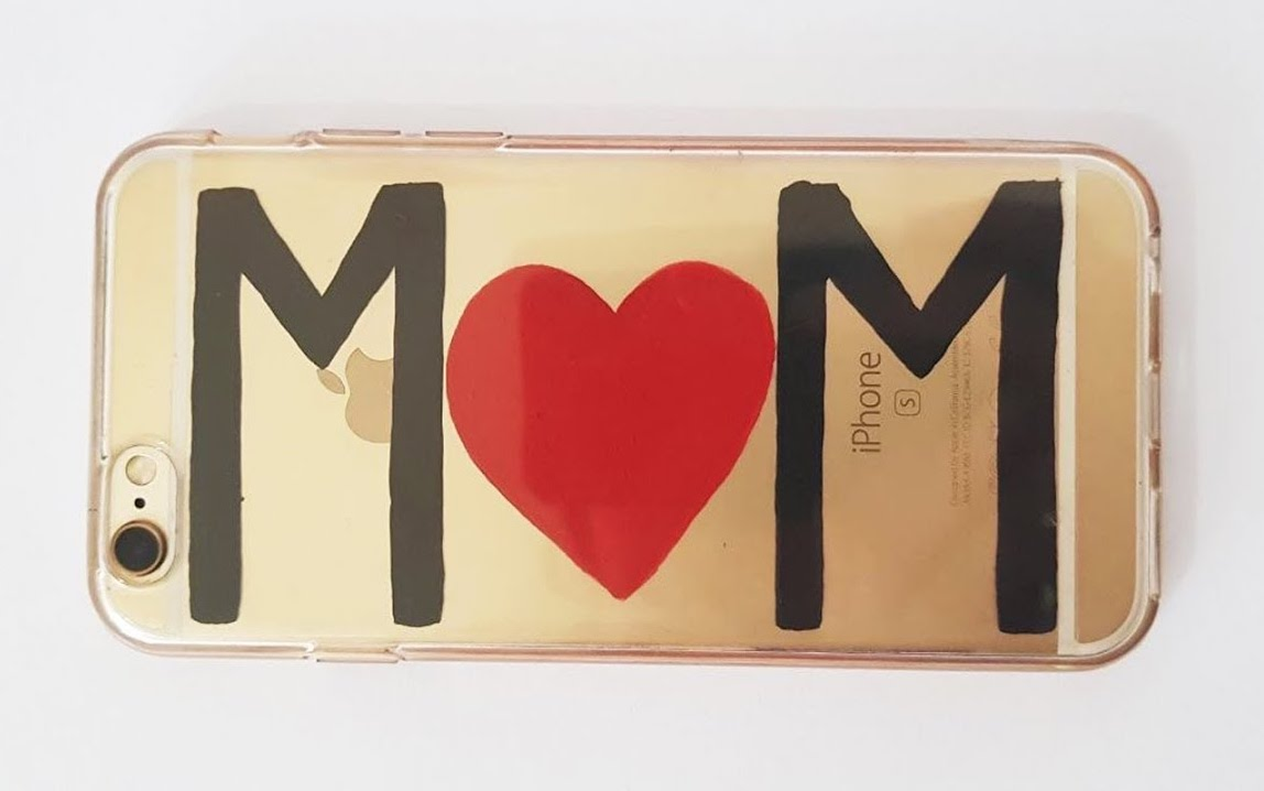 Diy Mom Phone Case Mother S Day Gift Ideas
