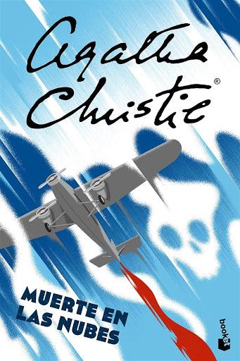 Muerte en las nubes | Hercules Poirot #12 | Agatha Christie | Booket