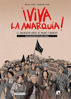 ¡Viva La Anarquía!