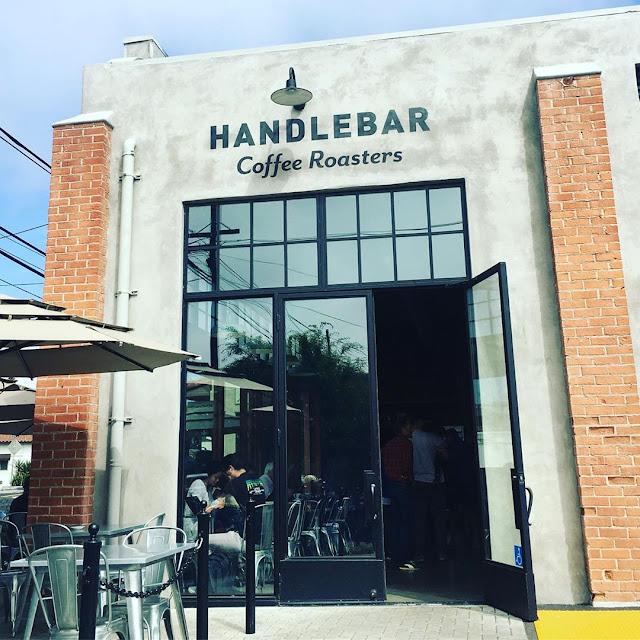 Handlebar Coffee Shop Malang