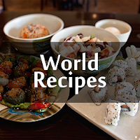 All free Recipes : World Cuisines Apk Download for Android