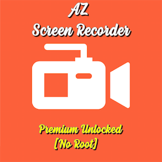 AZ-Screen-Recorder Premium Mod Apk