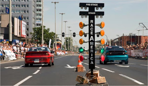 street racing light