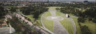 Parque simon bolivar Bogota c IDARTES