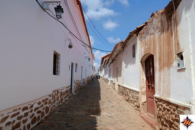 Sucre, Callejon de Santa Teresa
