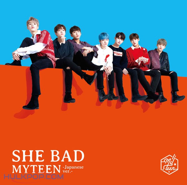 MYTEEN – She Bad (Japanese Ver.) – Single (ITUNES MATCH AAC M4A)