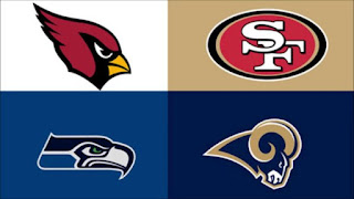 2017 NFL NFC West Preview and Standings Predictions
