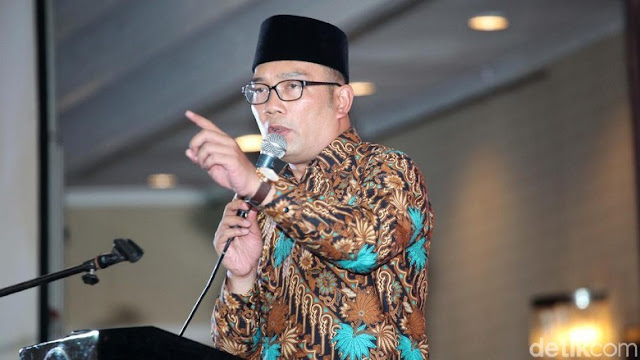 Ridwan Kamil Melawan Tuduhan Desain Masjid Illuminati