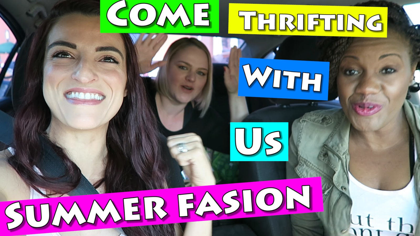 come thrifting with us summer fashion at goodwill inside the boulevard with special guest. Black Bedroom Furniture Sets. Home Design Ideas