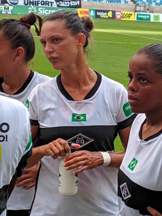 Dayanny diz que Mixto buscará a vitória diante do Dom Bosco