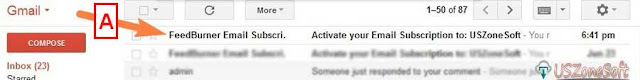 To Activate Confirm Email Subscription- check email