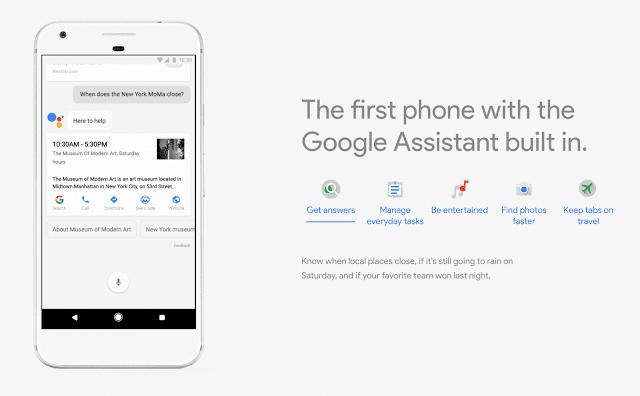 Google%2BAssistant%2Bandroid - Google Assistant Segera Hadir di Iphone Untuk Saingi Siri