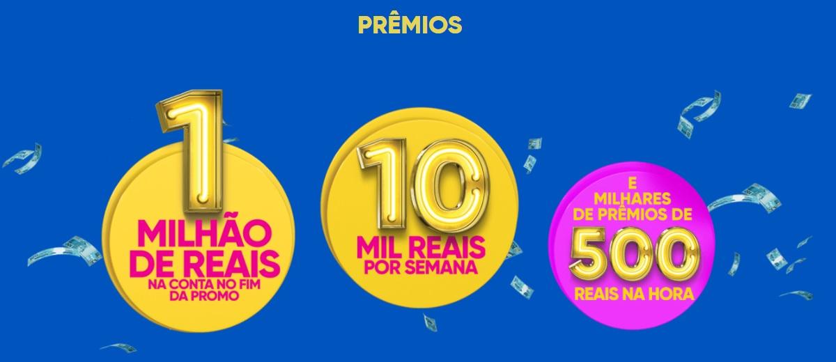 Prêmios até 1 Milhão Promoção Unilever 2020