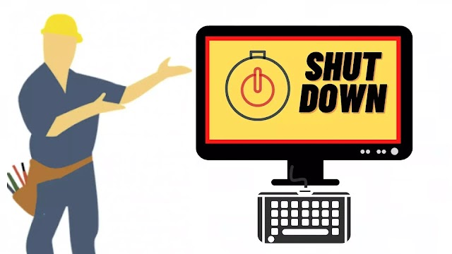 3 Steps to Shut Down a Single User Computer