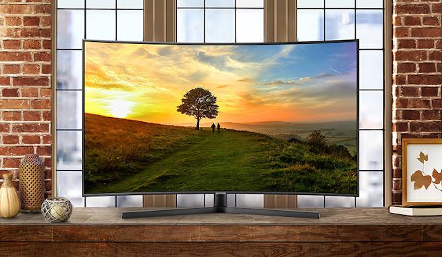 Smart Tivi Cong Samsung 4K 55 inch UA55NU7500KXXV