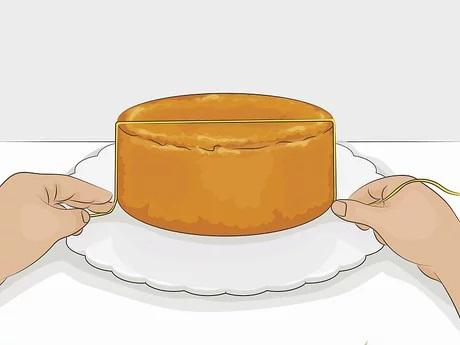 كيفية تزيين الكيك بعجينة السكر - 1