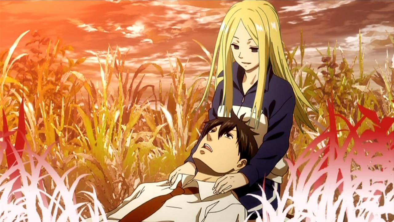 Yap Lagi Anime Romcom Muncul Di List Romance Terbaik Kali Ini Adalah Hasil Produksi Studio Shaft Yang Telah Sukses Meraih