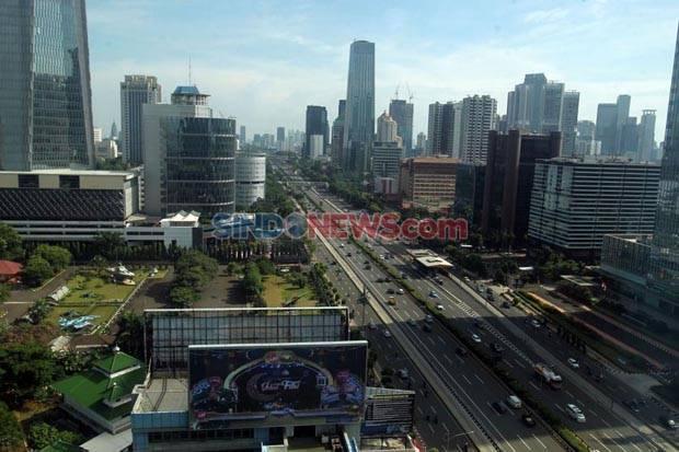Hore… Jakarta Bukan Lagi Kota Termacet di Dunia.