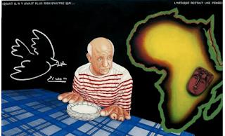 Picasso à tort et à travers