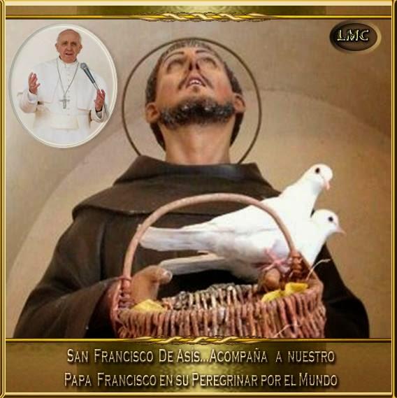 Resultado de imagen para oraciones san francisco de asis