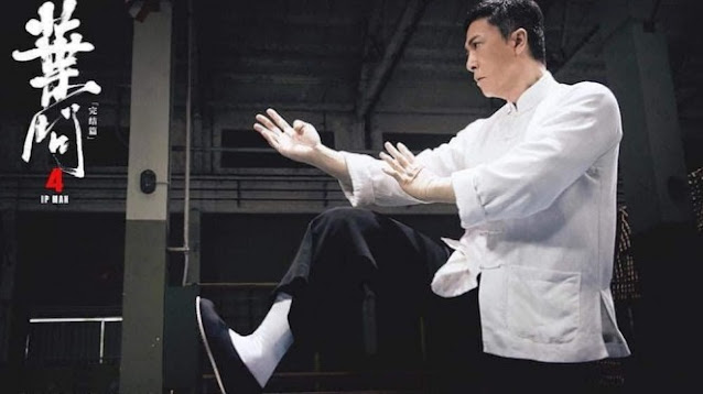 Sinopsis Ip Man 4 The Finale [C-Movie]