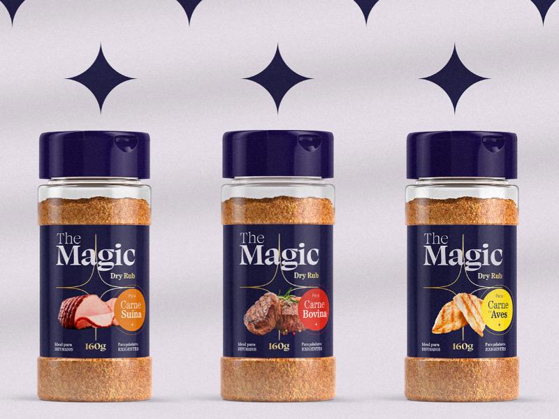 The Magic – Dry Rub