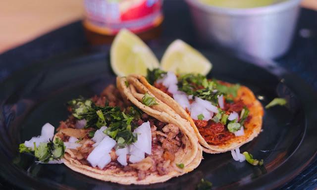 Taco al pastor, un manjar Mexicano