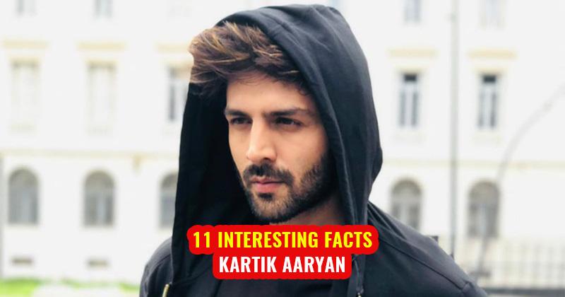 facts about kartik aaryan bollywood actor