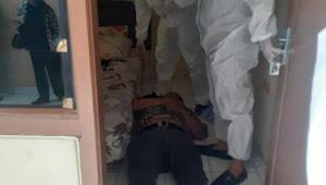 Silalahi, Warga Asal Medan Meninggal di Kamar Kontrakannya