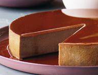 فطيرة الشوكولاتة بالقرفة من المطبخ المكسيكي