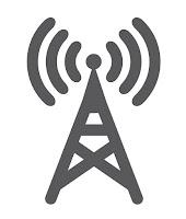 Industrial wireless process signal antenna