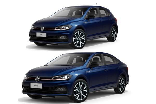 Volkswagen Polo GTS y Volkswagen Virtus GTS