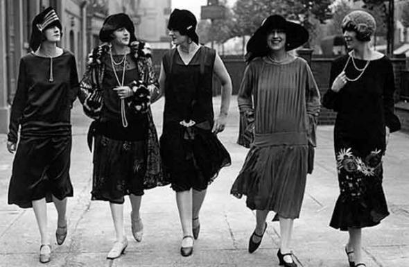 DiarioDemodé: dalla storia_ la donna degli anni 20