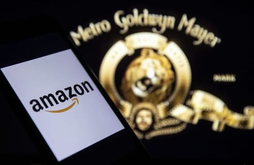 Amazon's acquisition of MGM may be under investigation