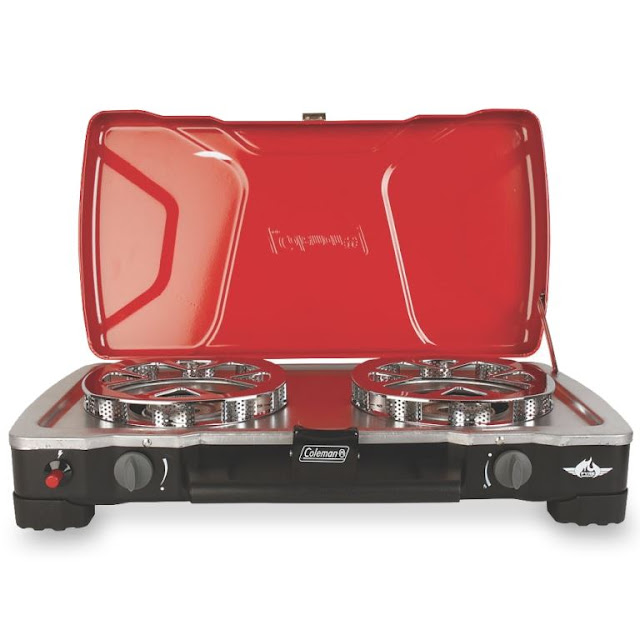 17 camping gift ideas - camp stove by Coleman
