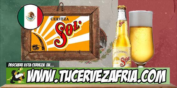 Análisis cerveza Sol