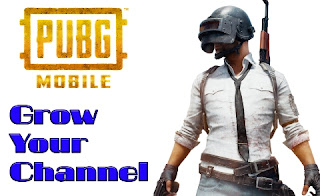 Grow your  Pubg Gaming Channel