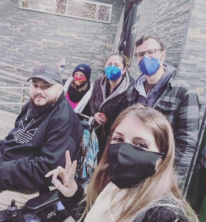 INCLUSÃO | Grupo A Vida Anda realiza encontro presencial