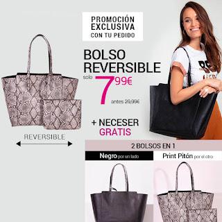 Bolso + neceser por solo 7,99€ en Venca