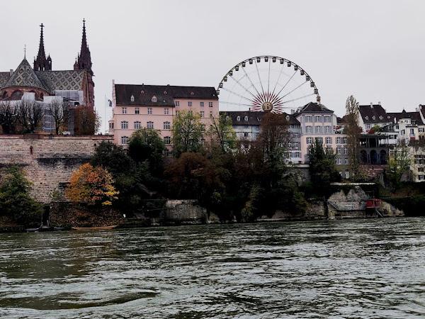 Sortie en Famille : La jolie ville de BÂLE // SUISSE