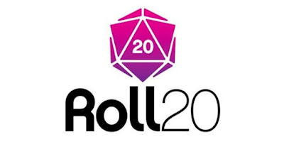 Tabletop Games Roll20