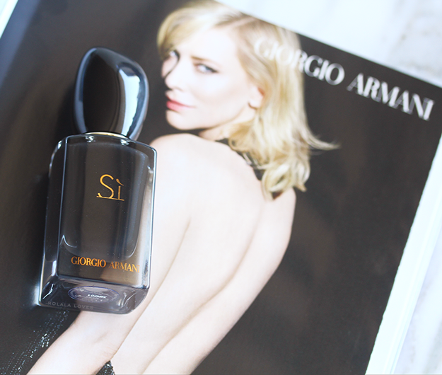 Armani Si, Armani Si Review, Giorgio Armani Beauty, Giorgio Armani Beauty Sì Eau de Parfum Review, #SaySi