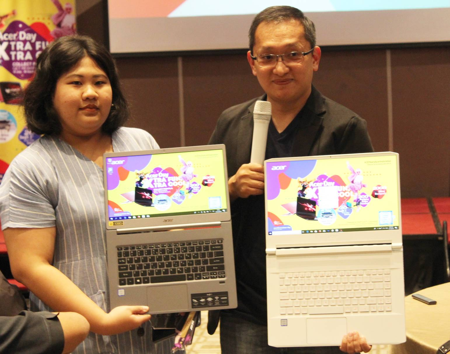 Herbet Ang - Presiden Direktur Acer Indonesia
