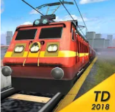 download train simulator 2018
