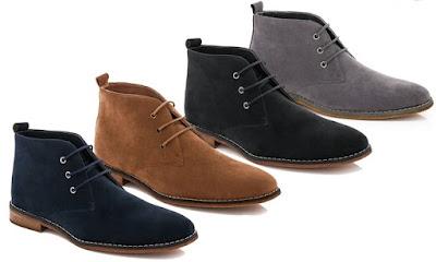 model sepatu pria 2017