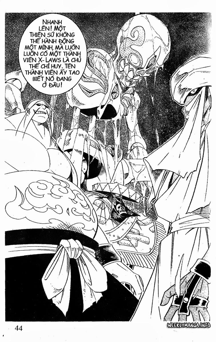Shaman King [Vua pháp thuật] chap 186 trang 18