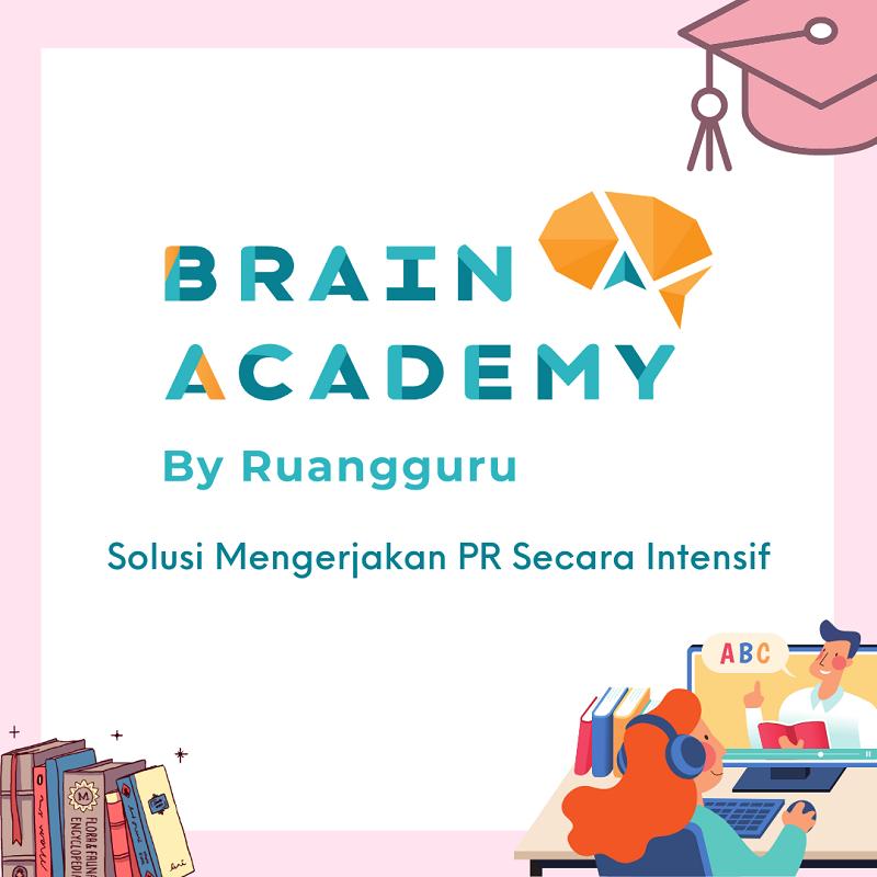 Apa bedanya Brain Academy dengan Ruang belajar dari Ruangguru