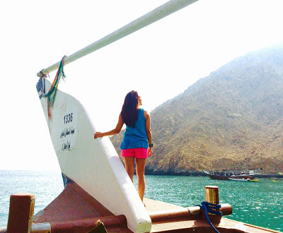 musandam sea tour