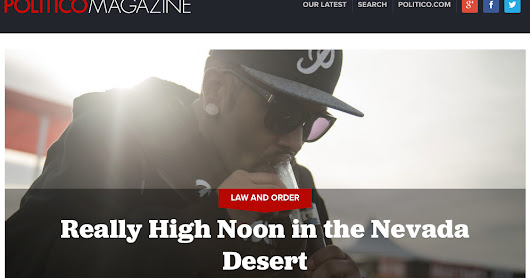 High Times Cannabis Cup for Politico