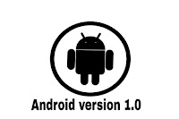 Android version 1.0